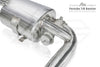 FI Exhaust Porsche 718 Boxster/Cayman DownPipe Only