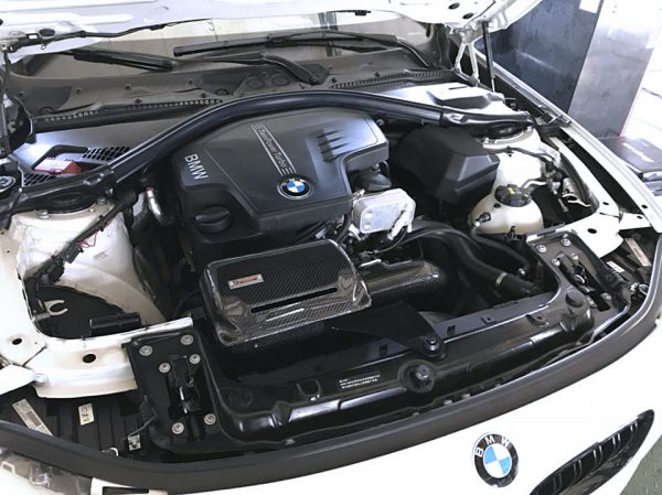 ARMASpeed BMW F30 328i Cold Carbon Intake