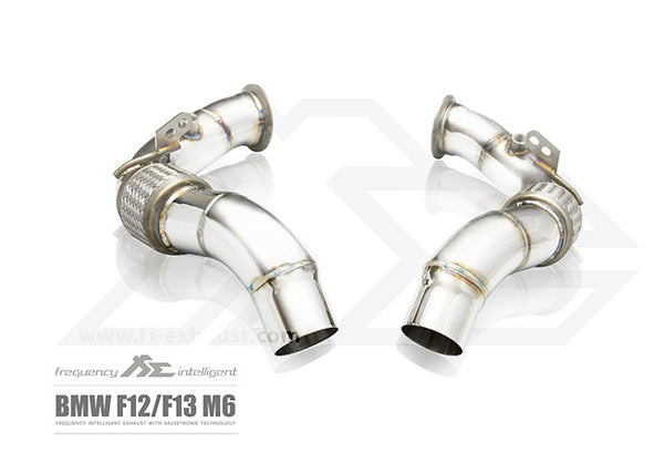 FI Exhaust BMW M6 F06 Gran Coupe DownPipe Only