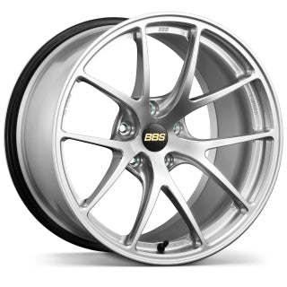 BBS Wheels Forged aluminum 1-piece wheel RI-A - DIAMOND SILVER