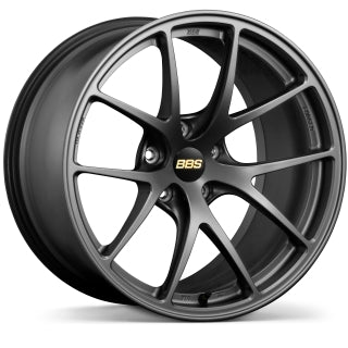 BBS Wheels Forged aluminum 1-piece wheel RI-A - MATTE GRAPHITE