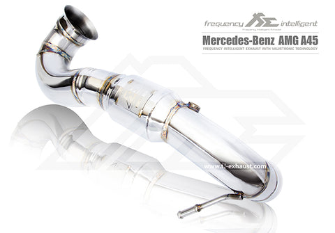FI Exhaust Mercedes-Benz A45/CLA45/GLA45 AMG DownPipe Only