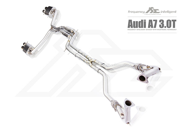 FI Exhaust Audi A7 3.0T Sportback DownPipe Only