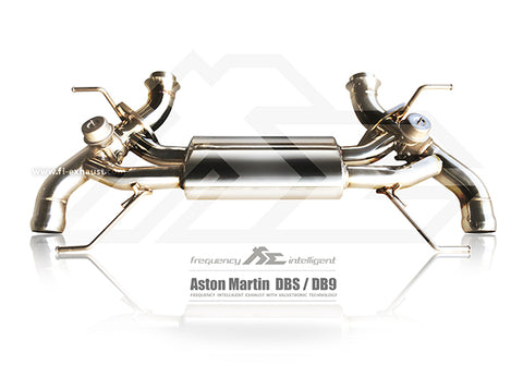 FI Exhaust Aston Martin DB9 2nd Catless Pipe