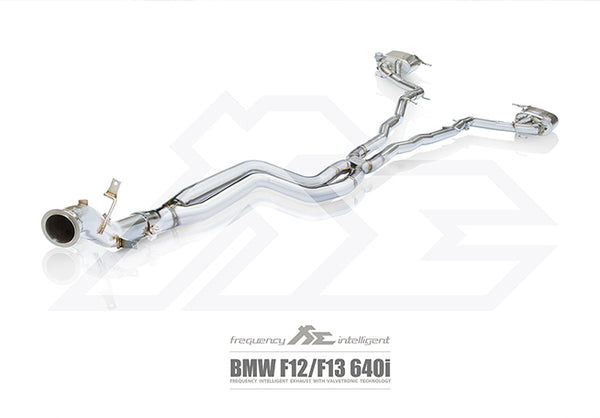 FI Exhaust BMW 640i F12/F13 Coupe DownPipe Only
