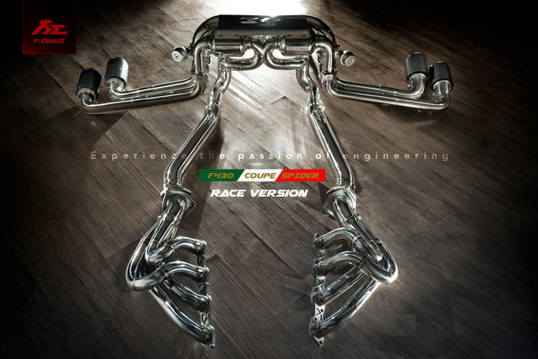 FI Exhaust Ferrari F430 DownPipe Only