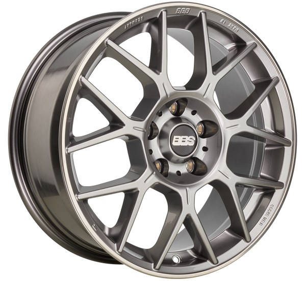 BBS Wheels Design Line XR - PLATINUM GLOSS