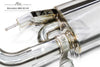FI Exhaust Mercedes-Benz GLE63 AMG DownPipe Only