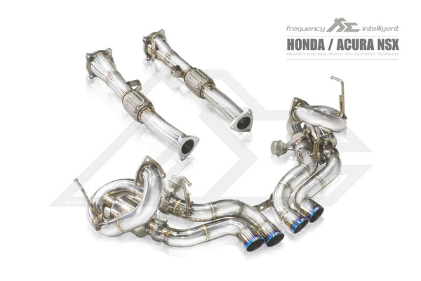 FI Exhaust Honda NSX V6 DownPipe Only
