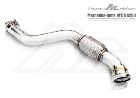 FI Exhaust Mercedes-Benz A250/CLA250/CLA260 DownPipe Only