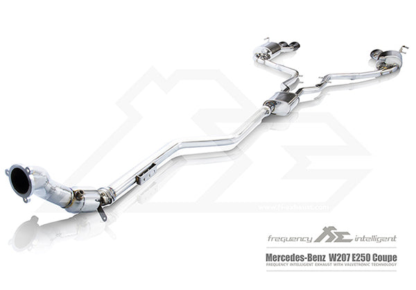 FI Exhaust Mercedes-Benz E250 Coupe DownPipe Only