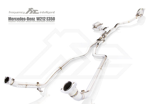 FI Exhaust Mercedes-Benz E350 DownPipe Only