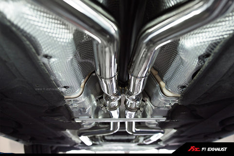 FI Exhaust Mercedes-Benz E400 DownPipe Only