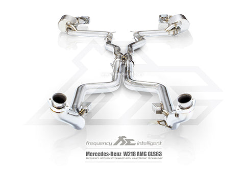 FI Exhaust Mercedes-Benz CLS63/E63 AMG DownPipe Only