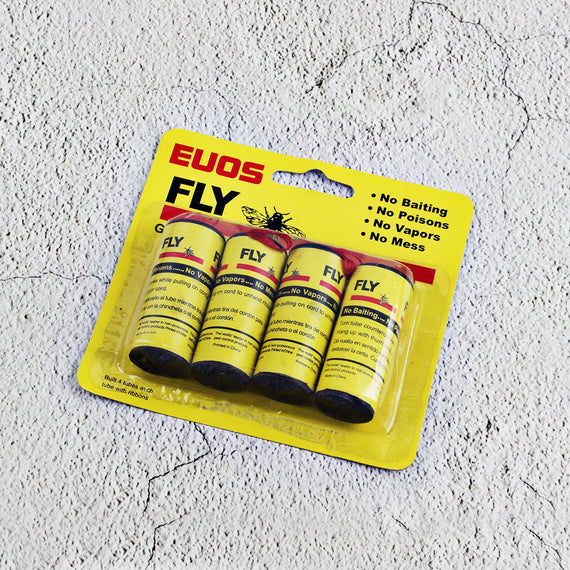 Rolls Sticky Fly Paper Eliminate Flies Insect Bug Glue Paper Catcher Trap - TcMarketShop