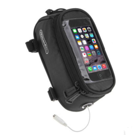 Bicycle Mobile Phone Holder & Accessory Carrier Bag Water Resistant - TcMarketShop