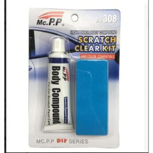 Car Body Compound Paste Set Scratch Paint Care Auto Polishing&Grinding - TcMarketShop