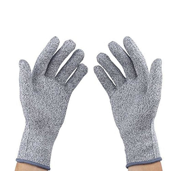 Cut Resistant Gloves for Kitchen Stainless Steel Wire - Safety