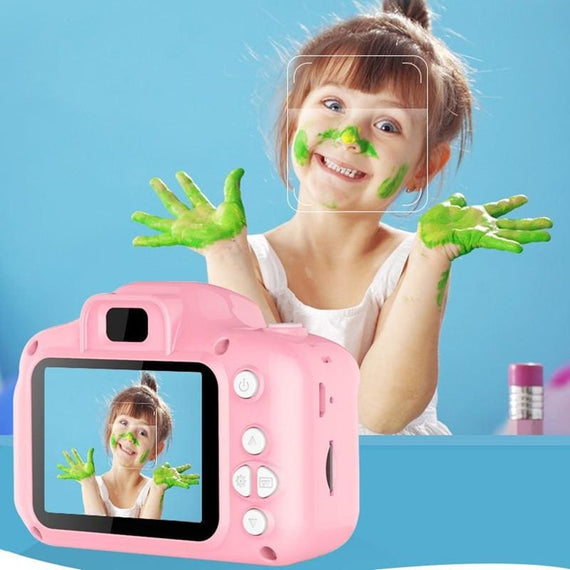 Digital Video Camera For Children With Micro Sd For Kids