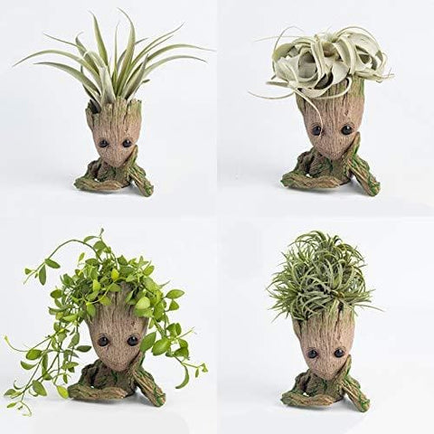 Joyful Baby Groot Planter Flower Pot