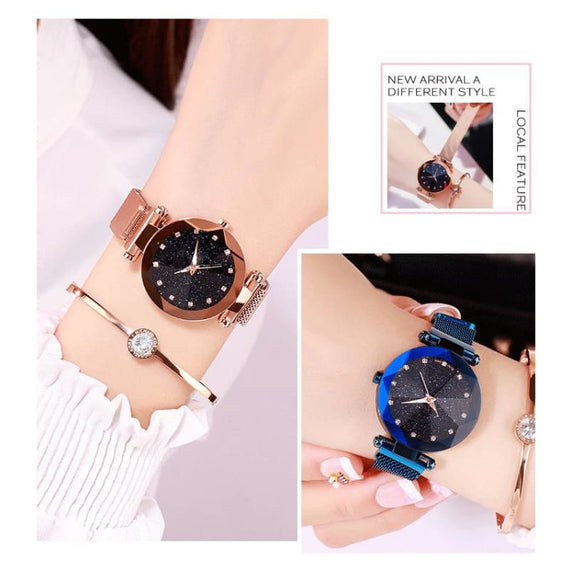 Luxury Women Ladies Watch Collection