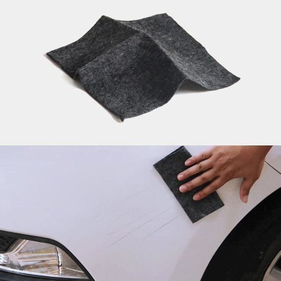 Magic Car Scratch Remover Cloth Fast Fix Repair Scratches Eraser - TcMarketShop
