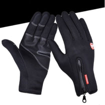 Motorcycle Gloves Waterproof & Windstopper Sports Mittens Easy Touch Screen - TcMarketShop