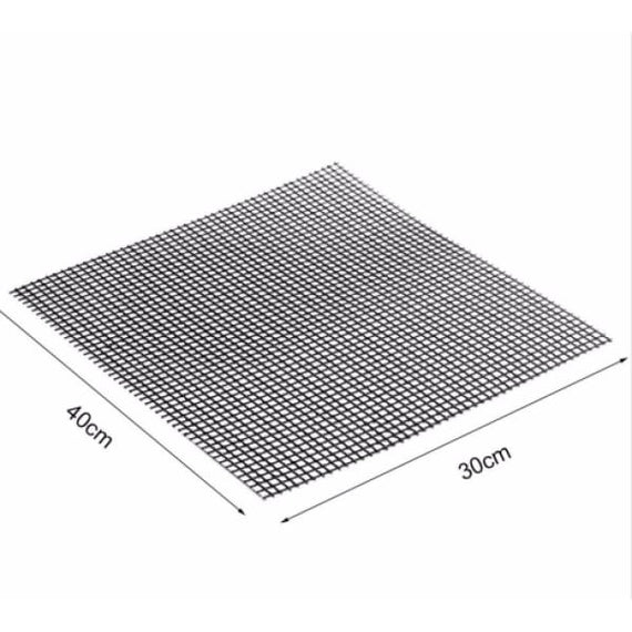 Non-stick Barbecue Grilling Mats High Security BBQ Grid With Heat Resistance - TcMarketShop