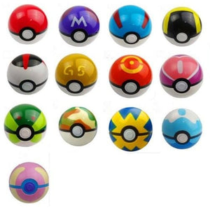 Pokemon Clip n Go Pokeball With Figure