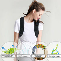 Posture Corrector & Back Support Brace Clavicle for Women & Men - TcMarketShop