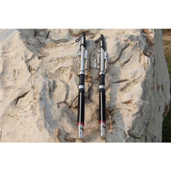 Stainless Steel Automatic Fishing Rod Telescopic Fishing Rod Holder