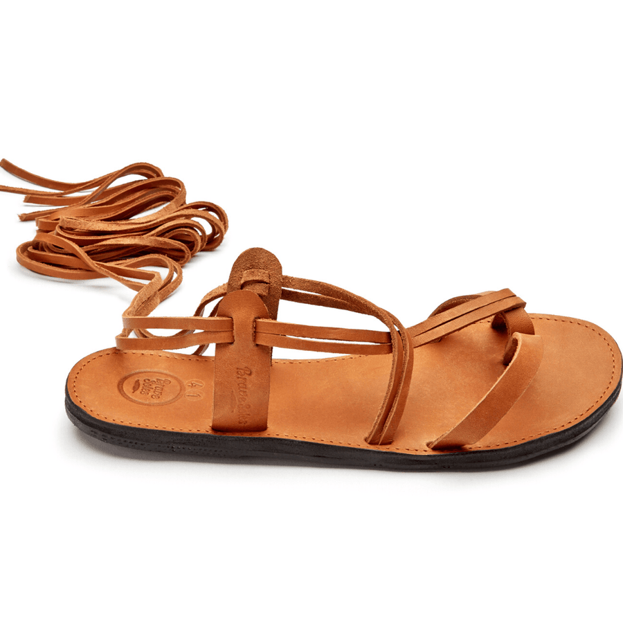 Brave Soles Gladiator leather sandals