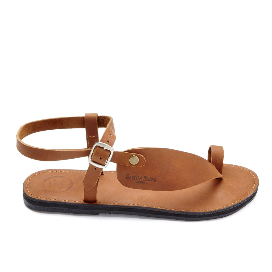 Classic women's leather sandal