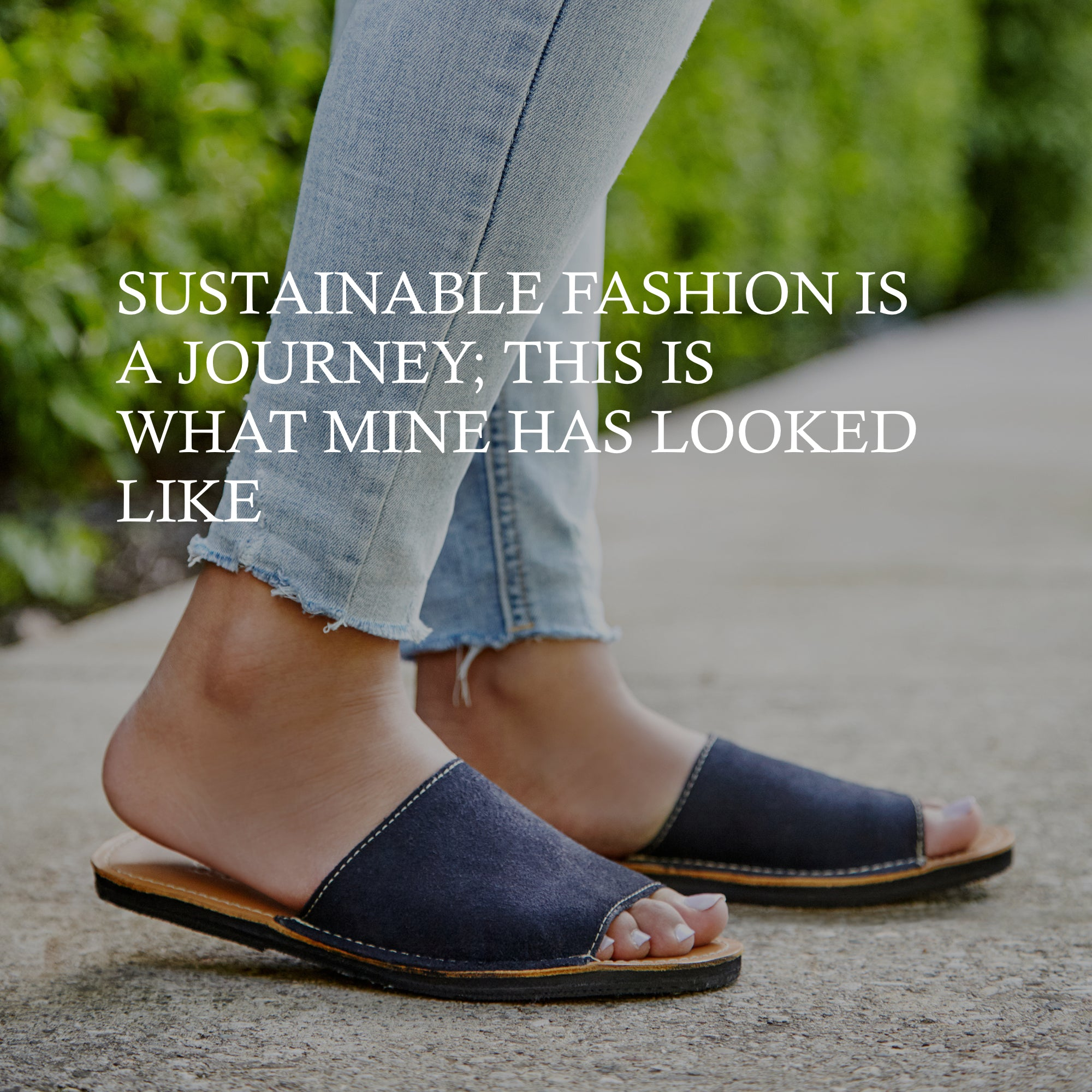 blog post: Sustainable Fashion is a Journey; This is What Mine Has Looked Like