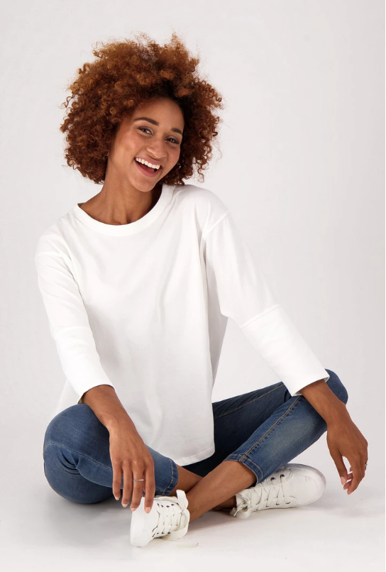 Eco-batwing Tee by The Good Tee