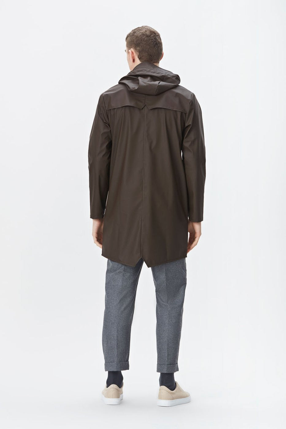Long Jacket - Brown