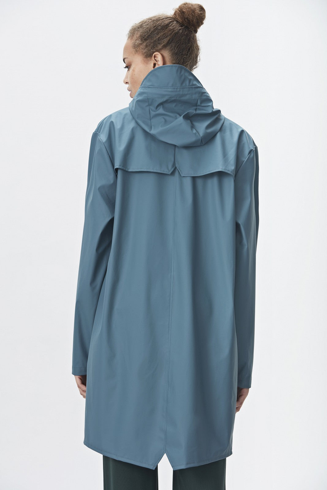 Long Jacket - Pacific (w)