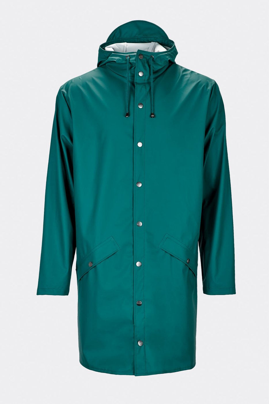 Long Jacket - Dark Teal