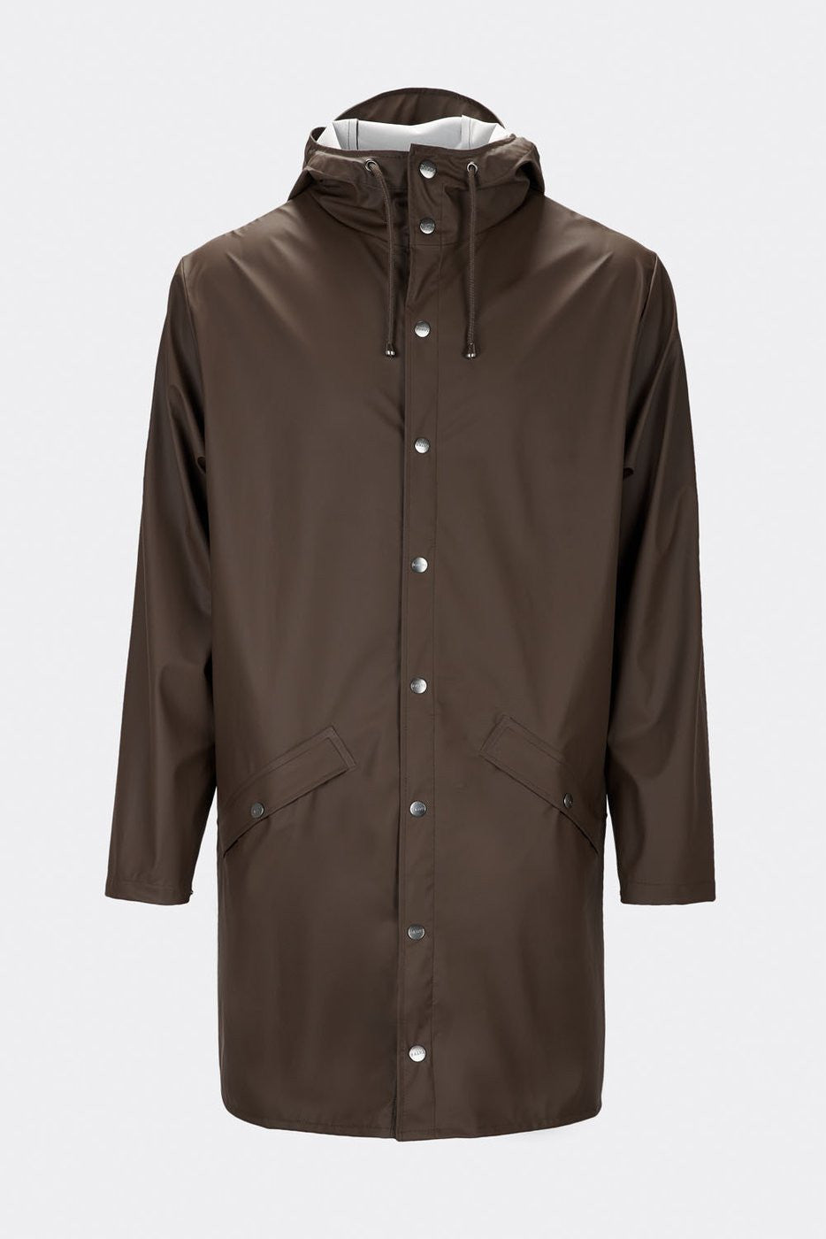 Long Jacket - Brown (w)
