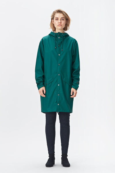 Long Jacket - Dark Teal (w)
