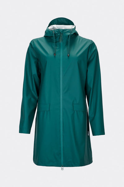W Coat - Dark Teal