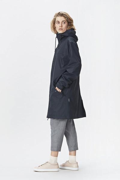 Base Jacket Long - Black (w)