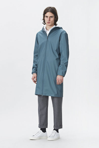 Base Jacket Long - Pacific
