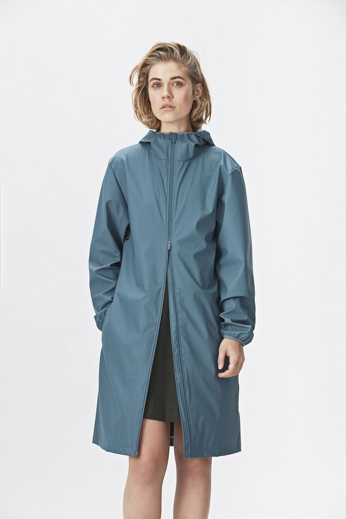 Base Jacket Long - Pacific (w)