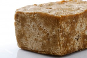 African Black Soap for Acne and Eczema