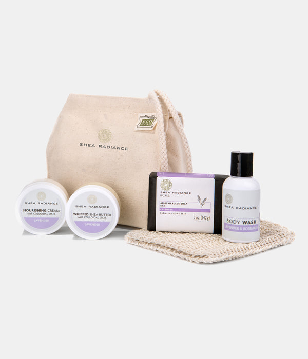Mini Travel Set + Gift Bag