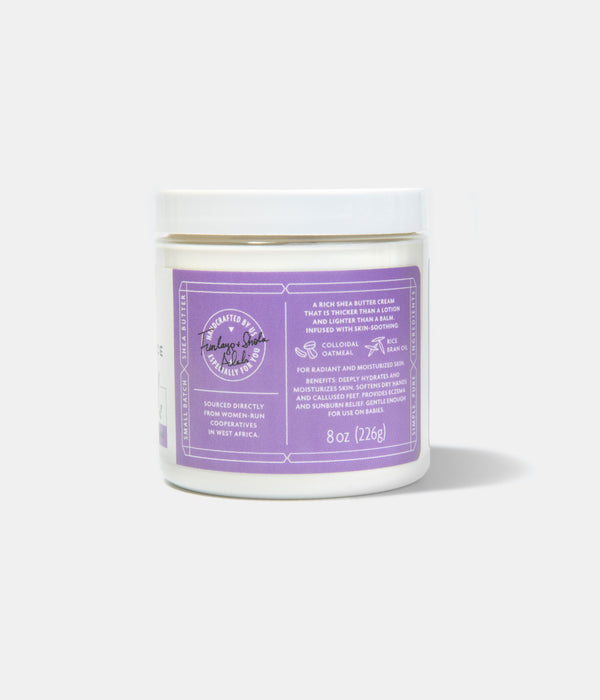 Set of 3 - Lavender Nourishing Body Cream
