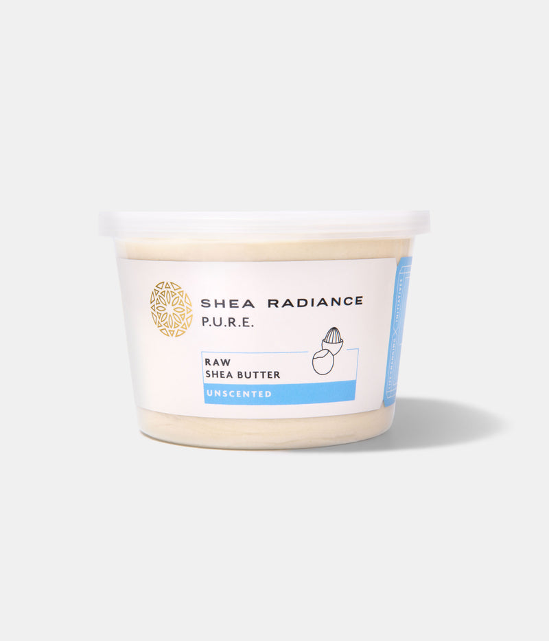 Raw Shea Butter - Handcrafted, Unrefined Tub