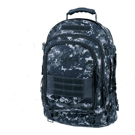 Code Alpha Tac Pac Hiking Backpack, Navy Camo