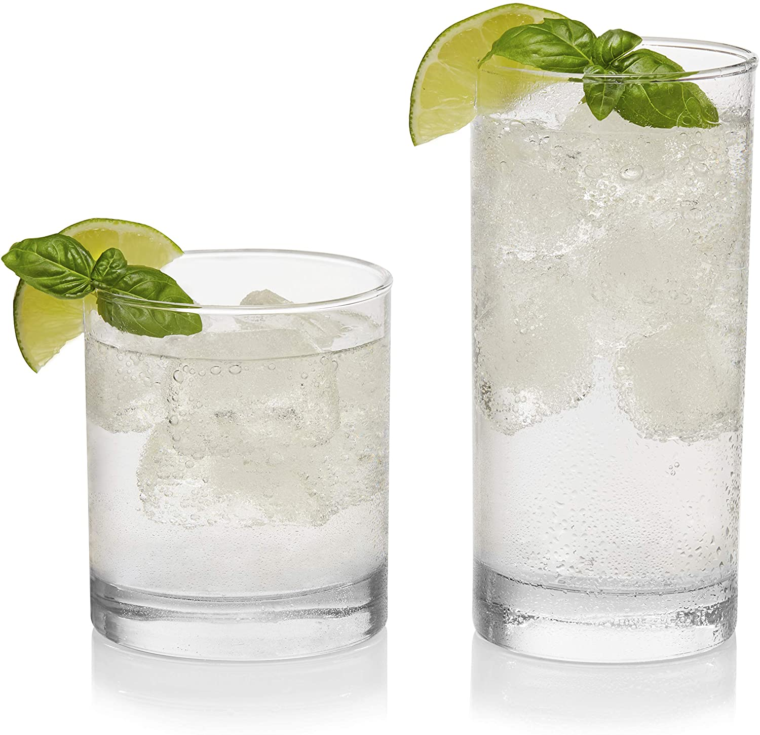 Libbey Province 12-Piece Tumbler and Rocks Glass Set